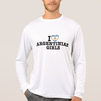 Chicas argentinos polera