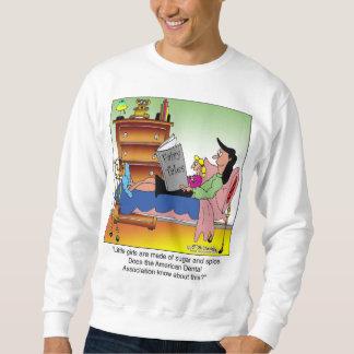 Chicas, azúcar, especia y dentistas suéter