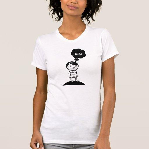 Chicas Camiseta