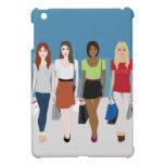 Chicas, chicas, caso del iPad de los chicas mini iPad Mini Fundas