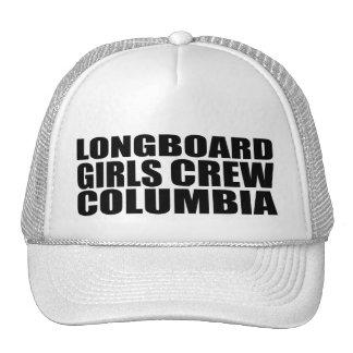 Chicas Columbia de Oxygentees Longboard Gorra