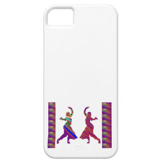 Chicas de BAILE:  Danza del estilo de Bollywood iPhone 5 Carcasas