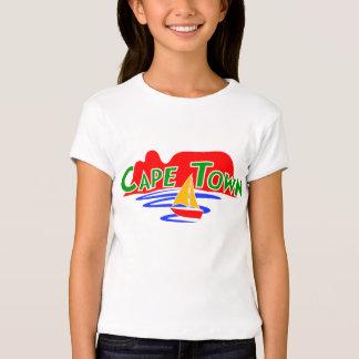 Chicas de Cape Town Suráfrica o camisetas de los Camisas