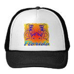 Chicas de la playa de la Florida Gorras De Camionero
