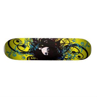 Chicas del animado - skate boards