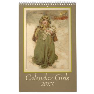Chicas del calendario