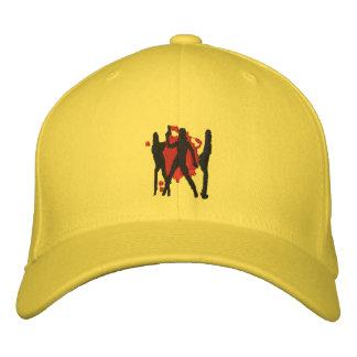 Chicas del espía gorras bordadas