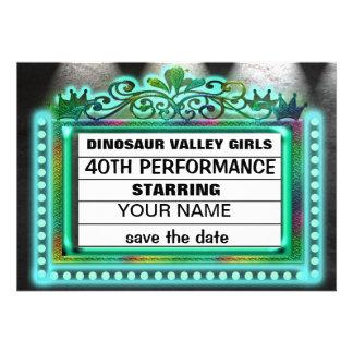 Chicas del valle del dinosaurio anuncios