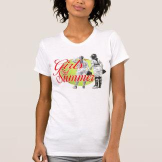 Chicas del verano camiseta