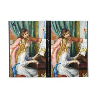 Chicas en la pintura de Pedro Auguste Renoir del iPad Mini Funda