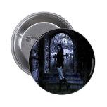 Chicas góticos el botón de la cripta pin redondo de 2 pulgadas