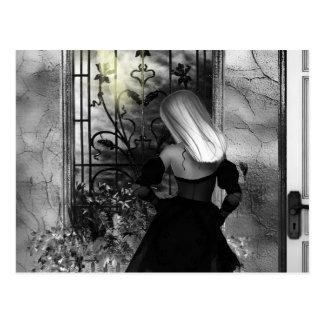 Chicas góticos siempre otro amanecer postales