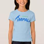 CHICAS IMPALAmom-azules Camisas