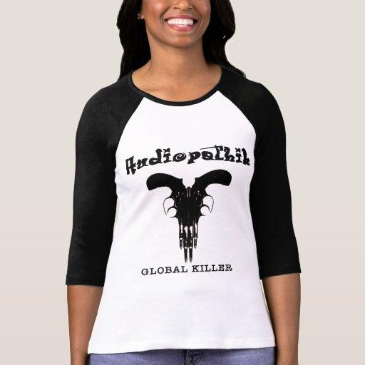 Chicas Longsleeve de Audiopathik Camiseta