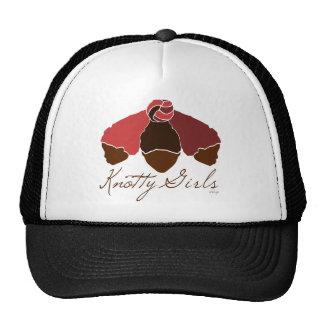 Chicas nudosos gorras
