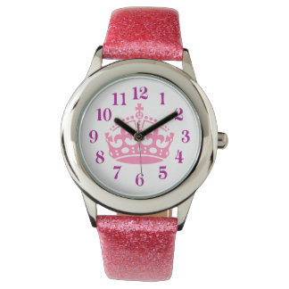 chicas, reloj femenino, princesa