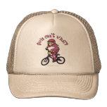 Chicas rosas claros BMX Gorra
