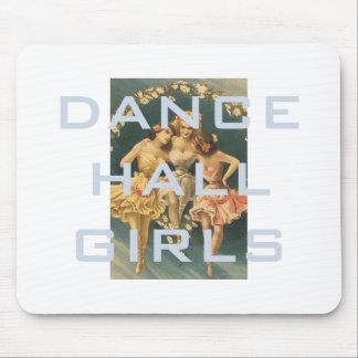 Chicas SUPERIORES de pasillo de danza Tapetes De Ratones