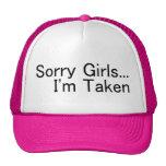 Chicas tristes Im tomado Gorros