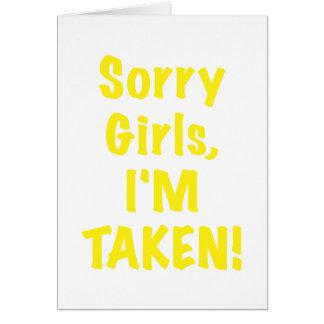 Chicas tristes Im tomado Felicitaciones