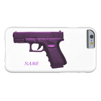 Chicas y armas funda barely there iPhone 6