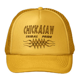 Chicasaw Tribal Pride Hat