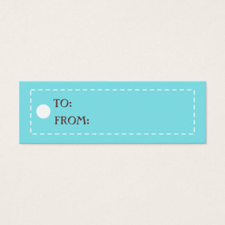 CHICEST GIFT TAGS