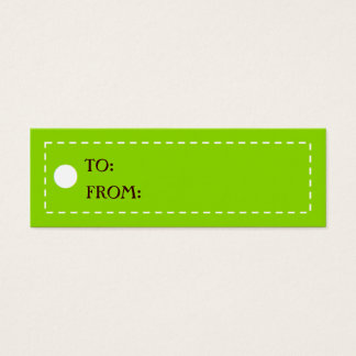 CHICEST GIFT TAGS - Customized