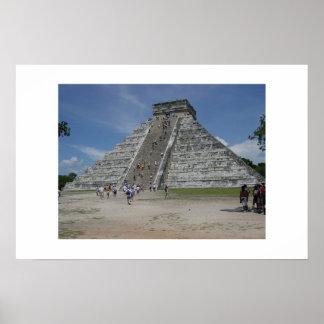 Chichén Itzá 1 Poster