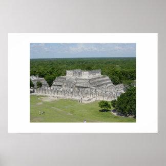 Chichén Itzá 2 Poster