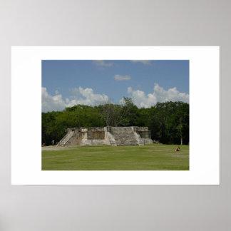 Chichén Itzá 4 Poster