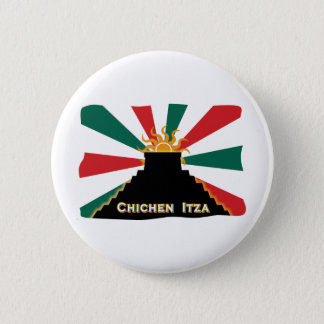 Chichen Itza Button
