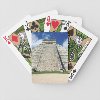 Chichen Itza by Kimberly Turnbull Photography Bicycle Playing Cards