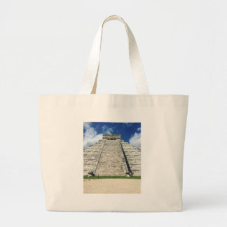 Chichen Itza by Kimberly Turnbull Photography Large Tote Bag