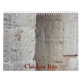 Chichen Itza Calendar