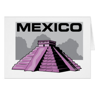 Chichen Itza Card