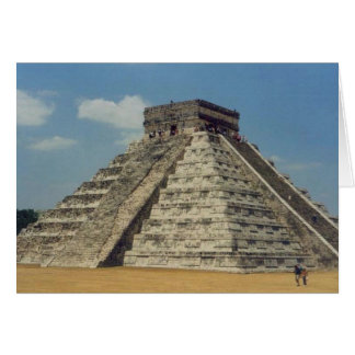 Chichen Itza Card