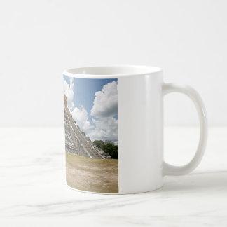 Chichen Itza El Castillo Coffee Mug