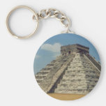 Chichen Itza Key Chain