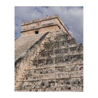 Chichen Itza Mayan Ruin in Mexico Acrylic Print