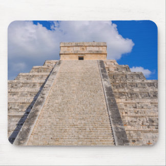 Chichen Itza Mayan Ruin in Mexico Mouse Pad