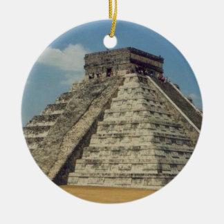 Chichen Itza- México Ornamentos Para Reyes Magos