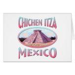 Chichen Itza México Felicitación