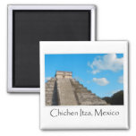 Chichen Itza Mexico Mayan Ruins Magnets