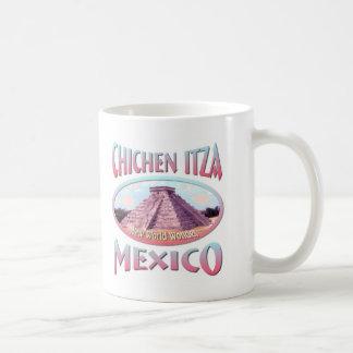 Chichen Itza Mexico Coffee Mugs