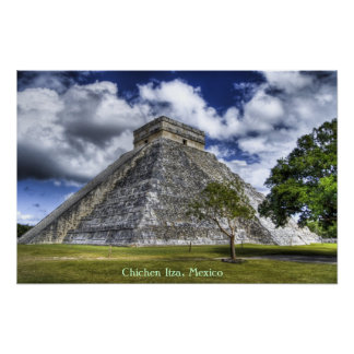 Chichen Itza, México Impresiones