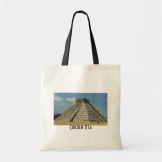 Chichen Itza- Mexico Tote Bag