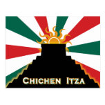 Chichen Itza Postales