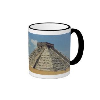 Chichen Itza Ringer Mug