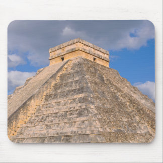 Chichen Itza Ruins in Mexico Mouse Pad